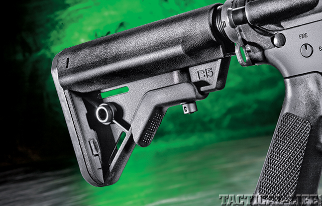 Gun Review Armalite M-15TBN stock