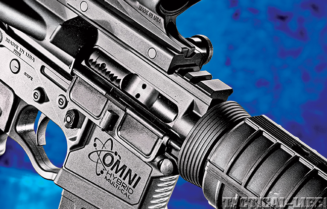 Gun Review ATI Omni Hybrid port