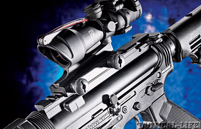 Gun Review ATI Omni Hybrid scope