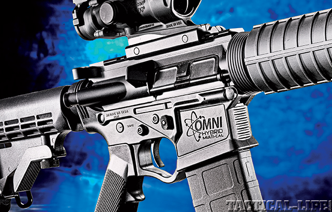 Gun Review ATI Omni Hybrid side
