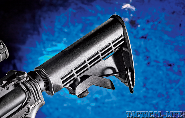 Gun Review ATI Omni Hybrid stock