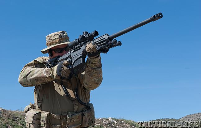 Gun Review Barrett 98B Tactical lead
