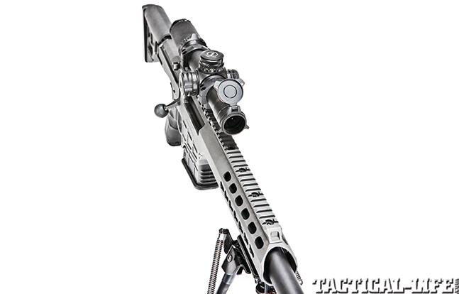 Gun Review Barrett 98B Tactical long