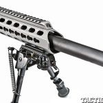 Gun Review Barrett 98B Tactical mount