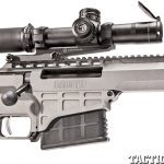 Gun Review Barrett 98B Tactical scope