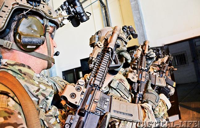 Gun Review Daniel Defense MK18 lead