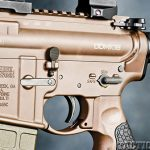 Gun Review Daniel Defense MK18 trigger