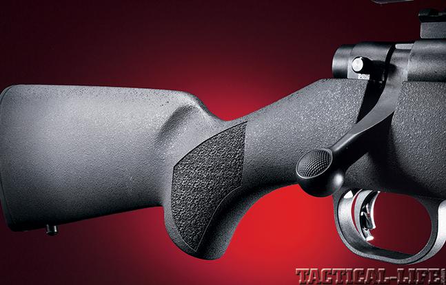 Gun Review Mossberg MVP Patrol grip