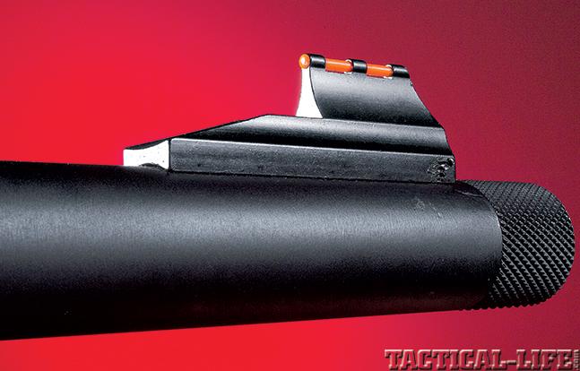 Gun Review Mossberg MVP Patrol sight