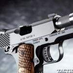 KIMBER ULTRA RAPTOR II retracted