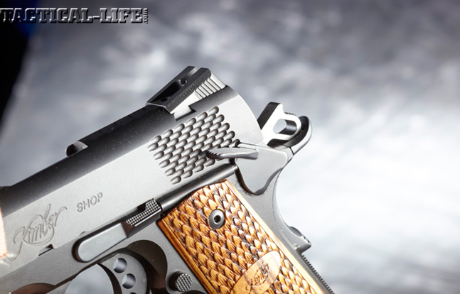 KIMBER ULTRA RAPTOR II safety