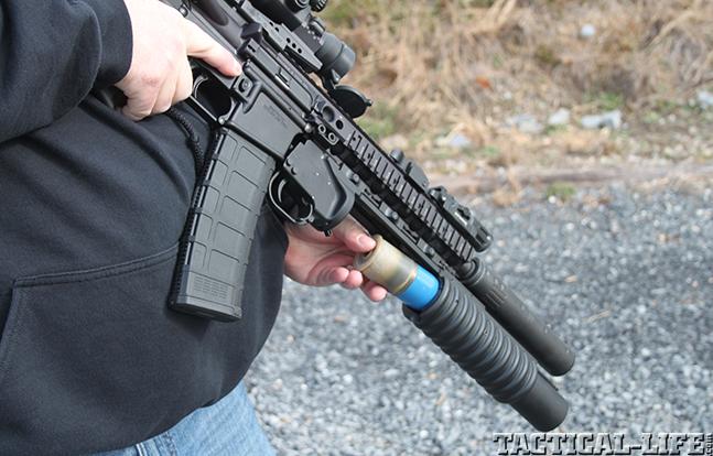 Gun Review: LMT's M203 2003 Grenade Launcher