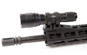 Magpul M-LOK Aluminum Cantilever Rail/Light Mount lead