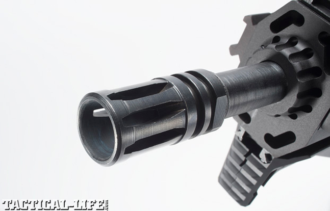 MASTERPIECE MPAR556 muzzle