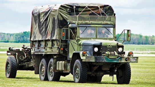 'Deuce and a Half': Multi-Mission M35 Trucks lead