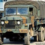 'Deuce and a Half': Multi-Mission M35 Trucks solo