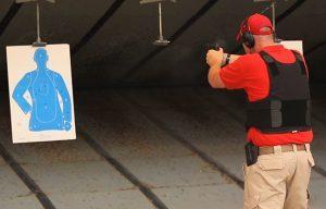 Nassau County Police Pistol Range