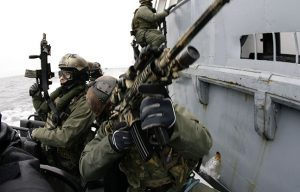 Navy SEALS Coronado move