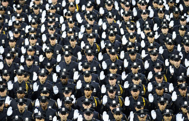 NYPD class of 2014