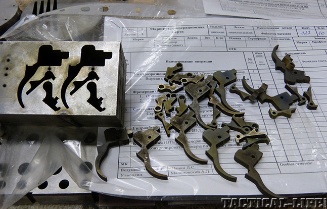 ORSIS trigger parts