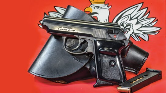 Polish P-64 Pistol 2014 full lead