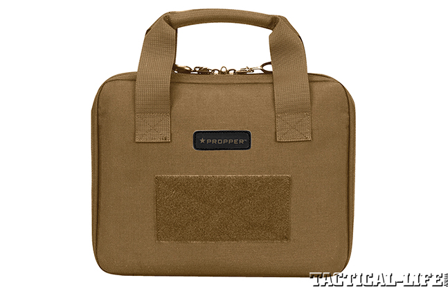 Propper 8x12 Pistol Case closed