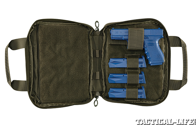 Propper 8x12 Pistol Case firearm