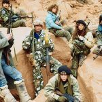 Red Dawn 1984 Hollywood AK-47