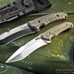 Review SOG Kiku Knives lead