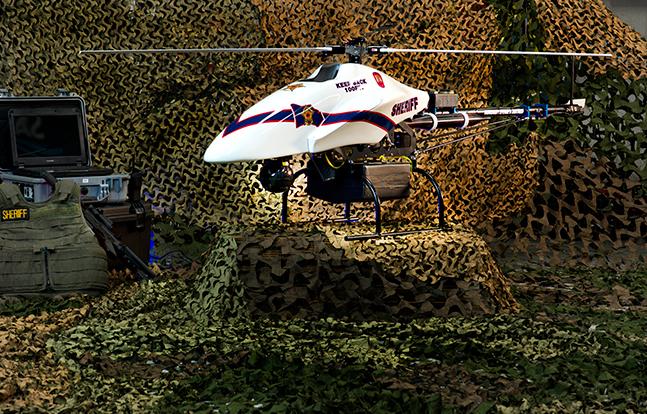 Sheriff UAV focus
