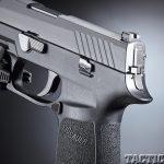 SIG SAUER P320 9mm rear