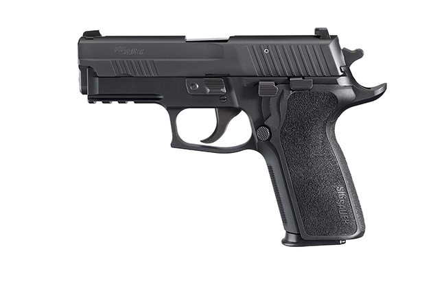 Sig Sauer P229 New Jersey State Police