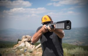 SilencerCo Salvo 12 unveil