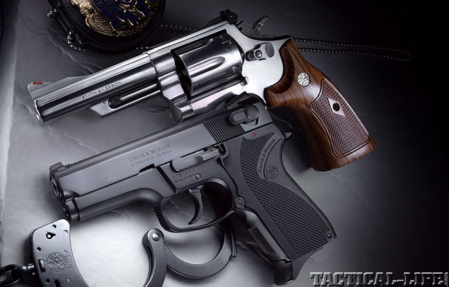 Smith and Wesson restoration lead