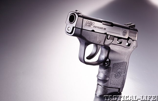 Smith & Wesson M&P Bodyguard 380 finish