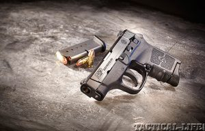 Smith & Wesson M&P Bodyguard 380 lead