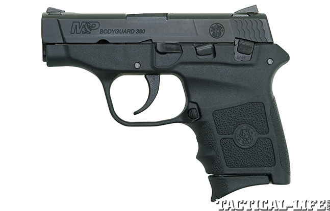 Smith & Wesson M&P Bodyguard 380 weight