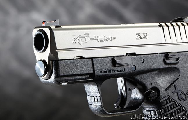 SPRINGFIELD XD-S barrel
