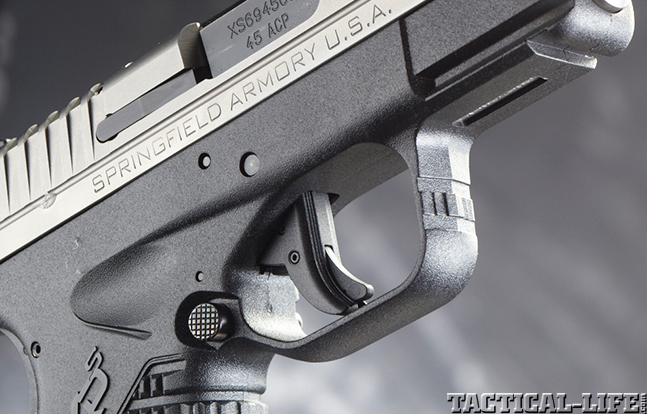 SPRINGFIELD XD-S trigger