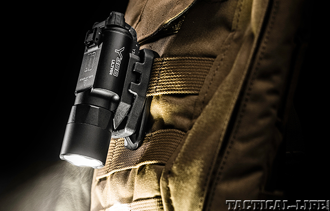 SureFire Y300 Ultra flashlight backpack