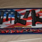 Tactical Atlas america real glock