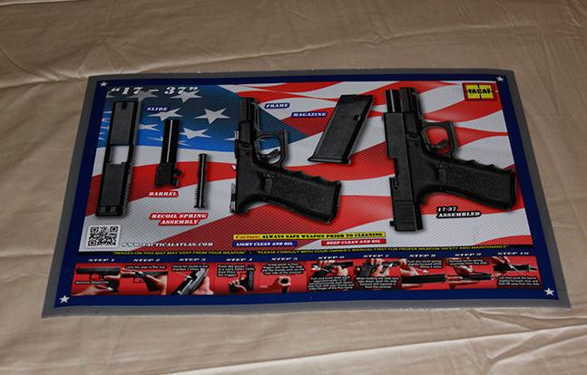 Tactical Atlas america real glock
