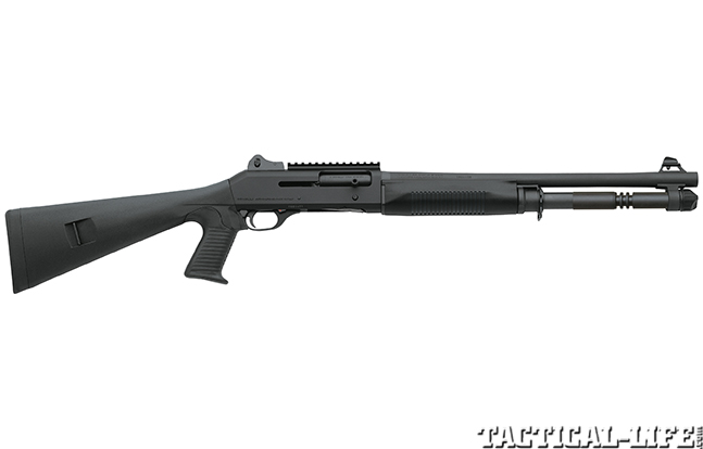 Top Tactical Shotguns Benelli M4
