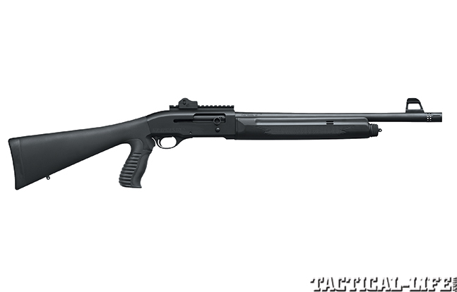 Top Tactical Shotguns Weatherby SA-459 TR