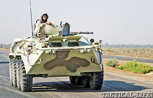 Ukraine Warriors tank