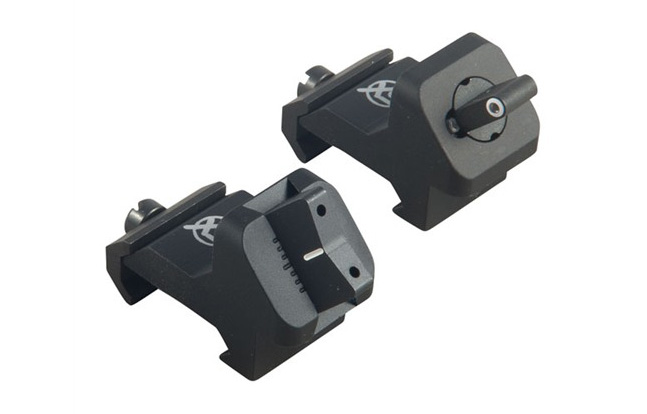 Cqb Ready Backup Sights For All Scenarios