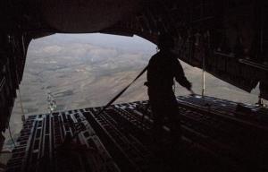 Air Force Airdrop Iraq