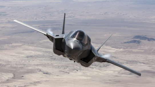 AMRDEC F-35 Test