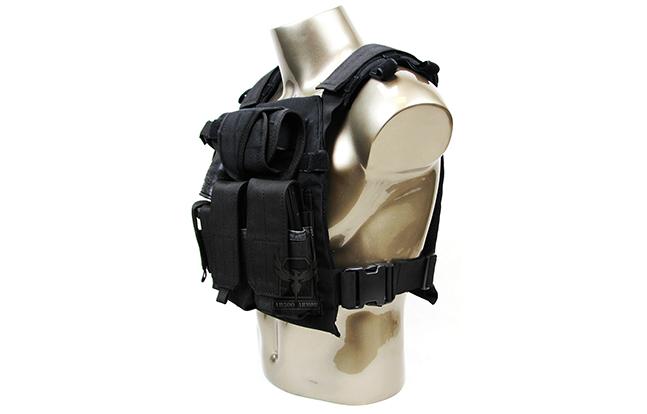 AR500 Armor Sentry Top Bulletproof side