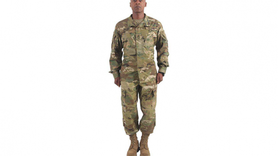 Army Operational Camouflage Pattern lead